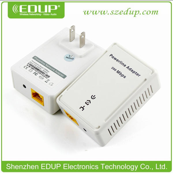 EDUP EP-PLC5515 powerline ethernet adapter mạng Powerline adapter đối homeplug