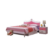 Hot sale children furniture girls bedroom sets on sale
