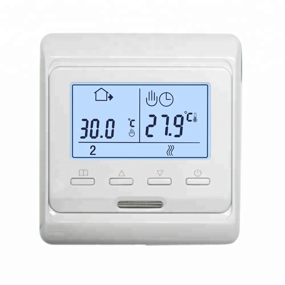 Digital termostat pemanas air radiant lantai pemanasan thermostat