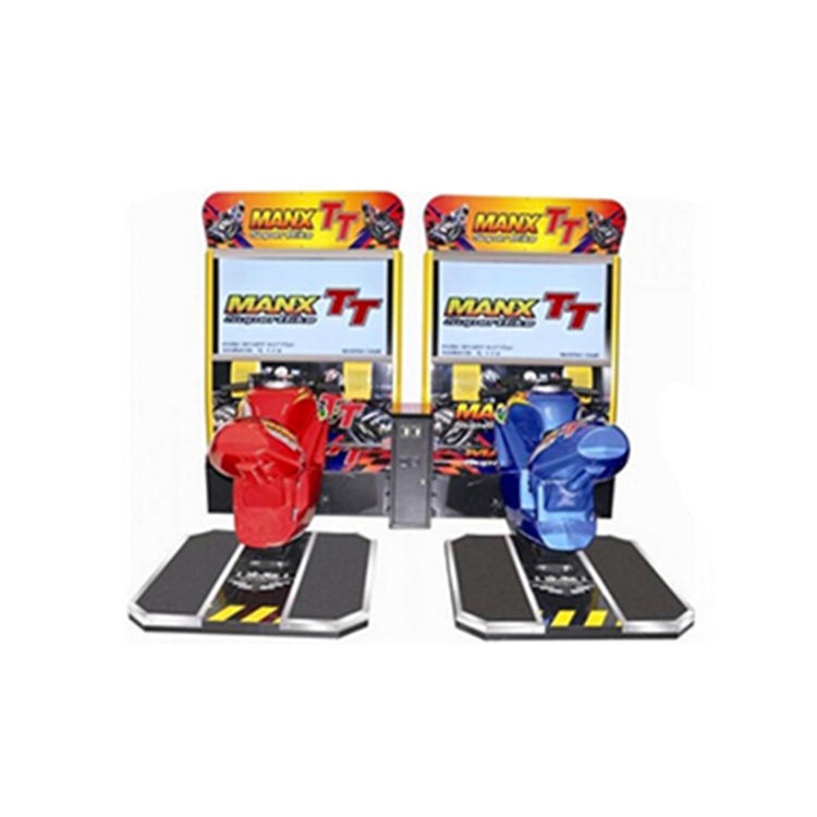 Wholesale 3D Coin Operated Arcade Car Racing Simulator Electric Game Machine for Sale