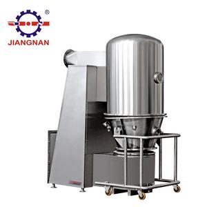 GFG-200 200kg Vertical Fluid bed dryer Drying Equipment Machine for coffee powder protein powder salt chicken seasoning powder