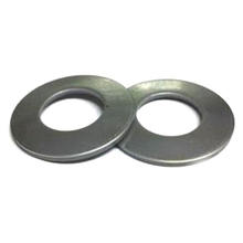 China factory m8 m12 steel shim washers spring steel spacer m4 steel zinc plated flat washers