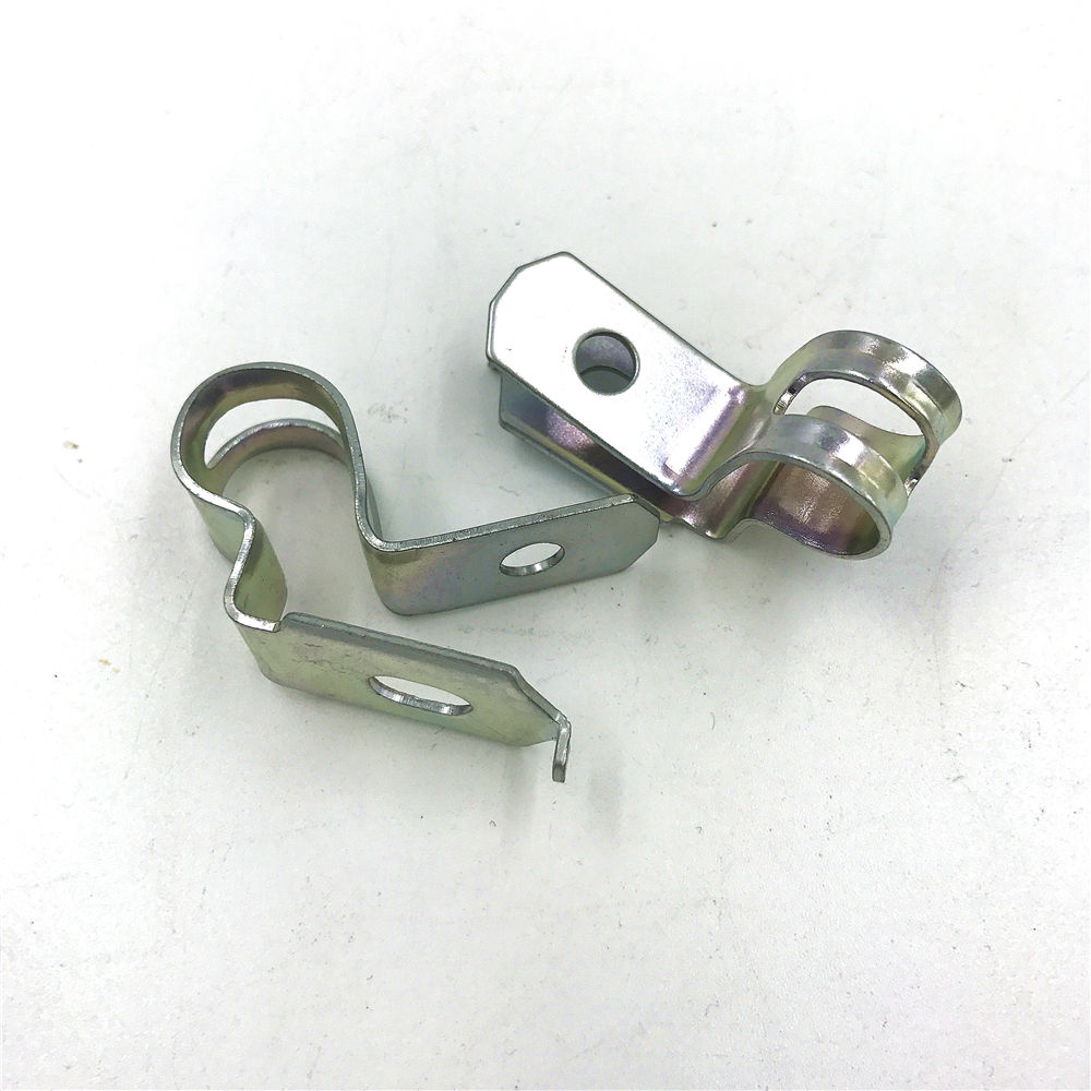 Steel Cable Clamp R Type Wire Clamp Tight Clips