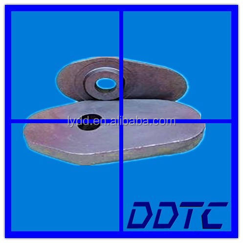 Minerals & Metallurgy Steel Casting Used Refractory Ladle Slide Gate Plate For Sale