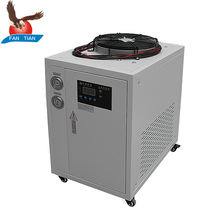 OEM temperature CE standard 1.4kw industrial water cooled chiller