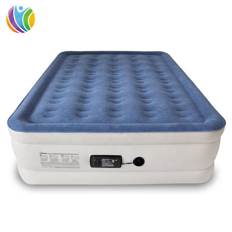 SoundAsleep Droom Serie Air Matras met Comfort Coil Technologie Interne Hoge Capaciteit Pomp Opblaasbare Bed