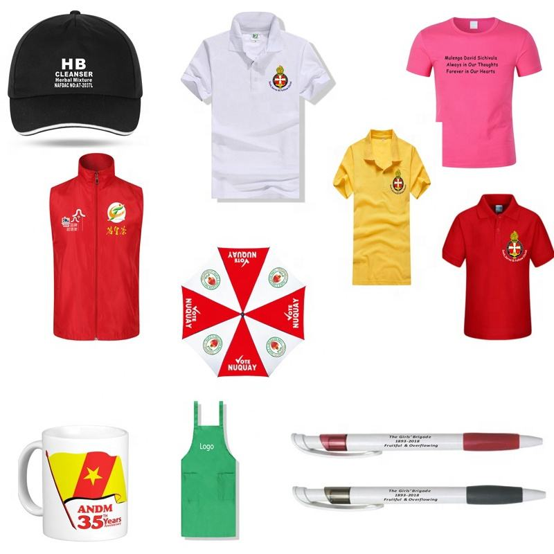 Political Promotion Items Products with Customized Logo for Election Vote Company gifts