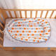 Perfect for Cuddling Lounging and Co Sleeping Baby nest pillow