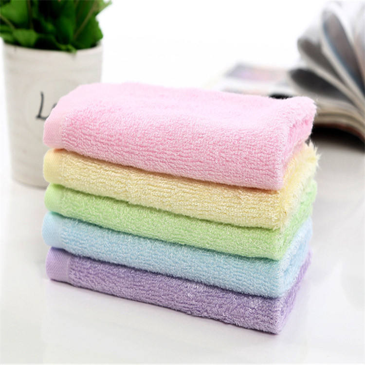 Ultra Soft Hooded Baby Towel Bamboo Fiber Baby Towel