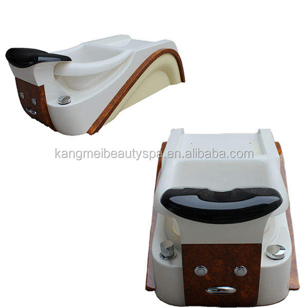 Spa pedicure voet bassin/ffoot basis met water accessoire( s812)