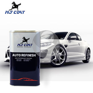 High quality car paint hardener automobile price auto varnish