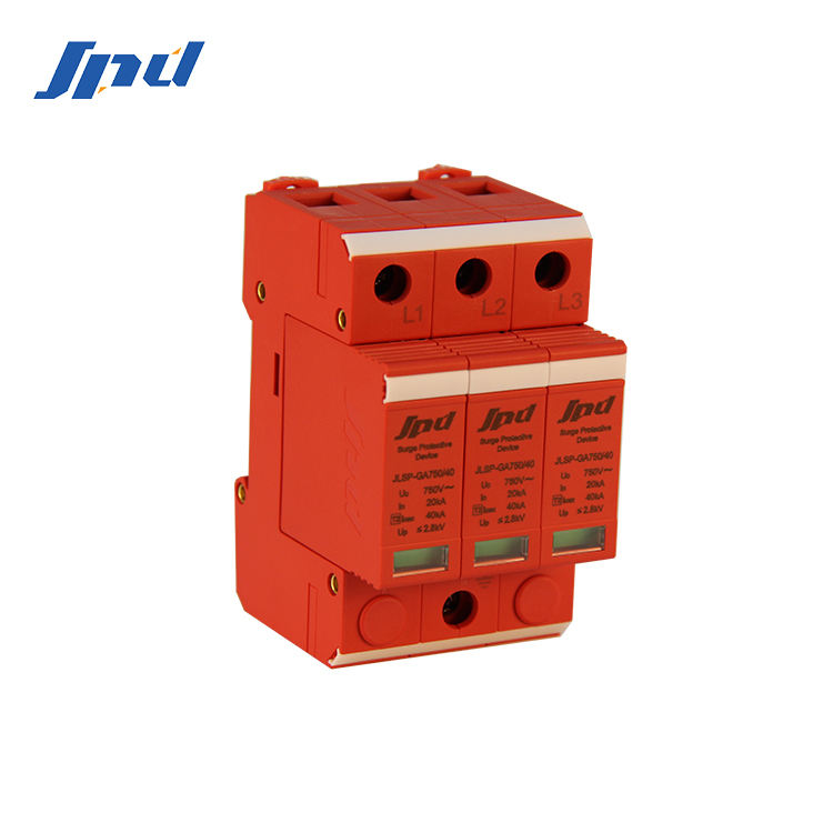 China manufacturer wholesale best protector overvoltage transient protection surge protective device SPD