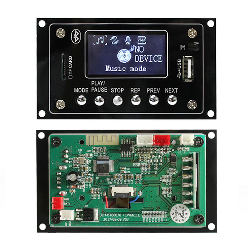 lcd tv main board and music word Wireless Bluetooth 12V MP3 WMA Audio usb lcd controller board