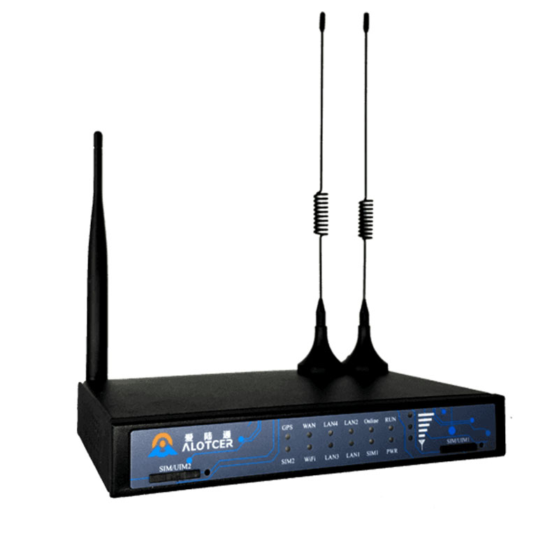 Mission critical MIMO gprs modem lan