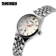 9071 stainless steel case back best couple watches quartz with wholesale price