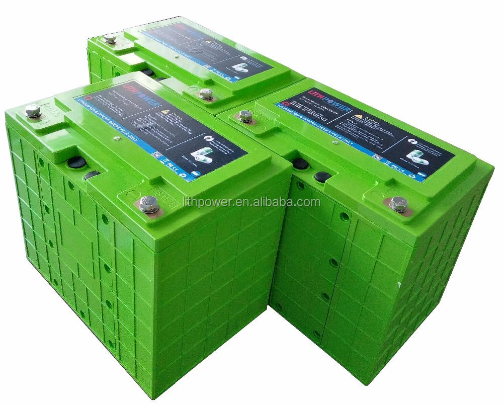 48 v 100Ah/1000ah lithium lifepo4 polymer 50kwh batterie pack für 48 volt auto