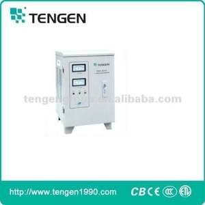 Servo Motor Tiga Fase Voltage Stabilizer
