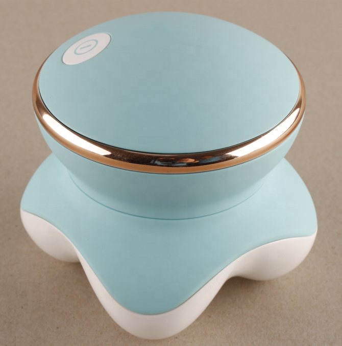 High quality cheap handheld personal electronic USB rechargeable vibration mini body massager