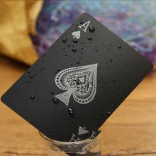 WJPC-Normal Type Plastic Material Waterproof 100% PVC Playing Cards
