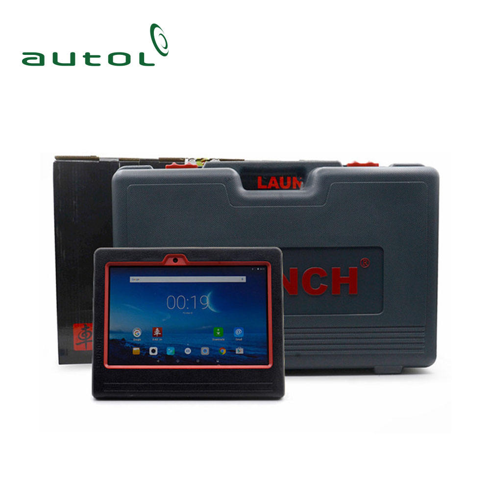Launch x431 v x431 v plus voertuig diagnostische machine beter en goedkoper dan gscan 2 diagnostic tool