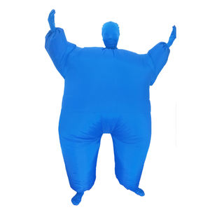 Multicolour AirSuits Inflatable Fat Chub Suit Animal Costume Funny Blow-up Costumes for Party Decoration
