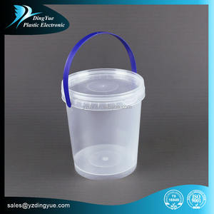 Cost-effective Good sell plastic bucket 1 liter