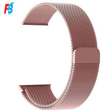 Milanese Loop Stainless Steel Metal Strap for Apple Watch Band 44mm 42mm 40mm 38mm,  Luxury for Apple Watch Band Strap