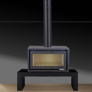 Chinese European Style Wood Burning Stove Fireplace
