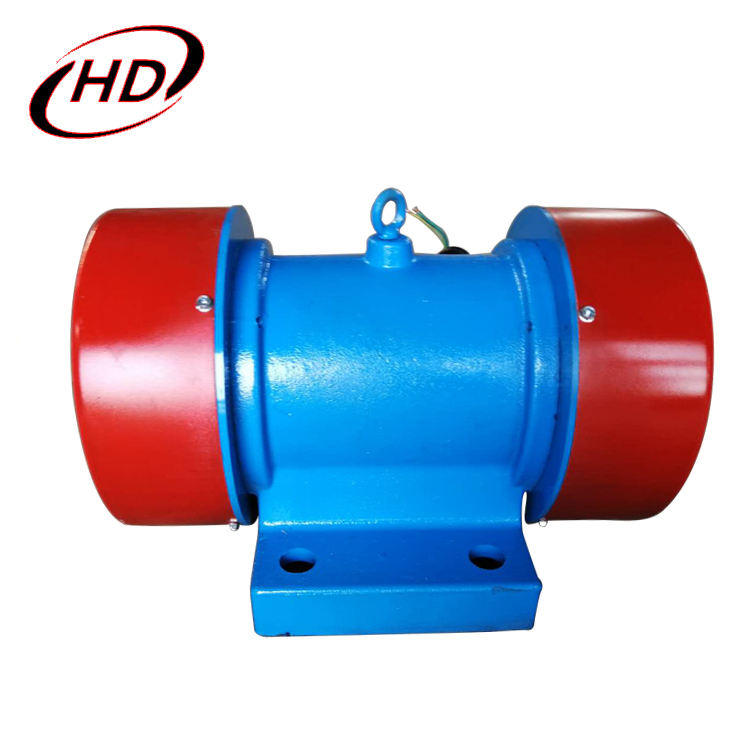YZO single phase vibrator motor for vibrating sieve machine with better quality