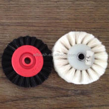 Jewelry Machines and Tools Jewelry Polishing Brush Moulded Plastic Centre 4 Row Brush