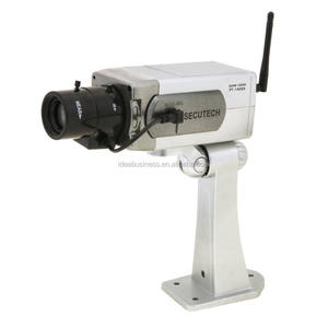 NEW Fake Dummy CCTV Cameras Security Camera with motion detector sensor PT-1400A