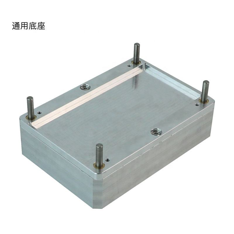 Kailiwei Edge Base Mold For In Frame Glass lamination Lcd Oca lamination Mold Base