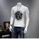 Mens Summer Clothes Custom HIgh Quality 3D Printed Fashion Cotton Jersey T Shirt Wholesale China