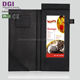 Leather Holder Bill Folder Quality Leather Menu Holder Check Book With Pen Luxury Bill Folder