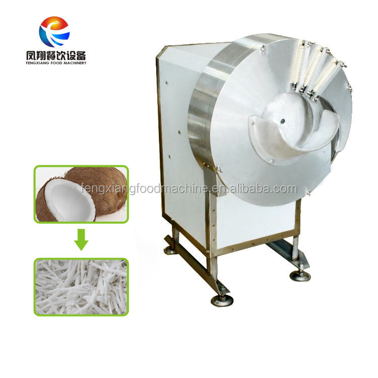 Hot Selling Ce-approved Full Automatic Ginger Slicing machine Coconut Slicer machine