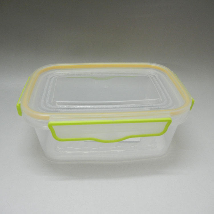2.7 cup Easy Find Clip Ergonomic Fresh Locking Lid Lunch Storage Containers