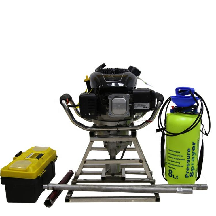 Backpack portable diamond core drill rig /Backpack rock drill for exporting