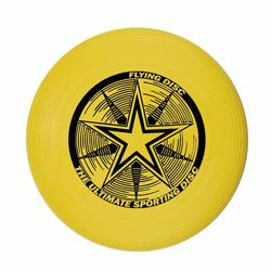 High Quality various colors 11 inch custom plastic ultimate Flying Disc