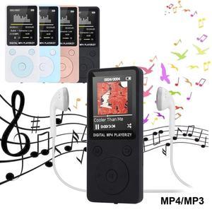 2019 Newest MP4 MP3 Player,FM Radio, Sport Speaker,Walkman Music Device, Wholesale Dropship