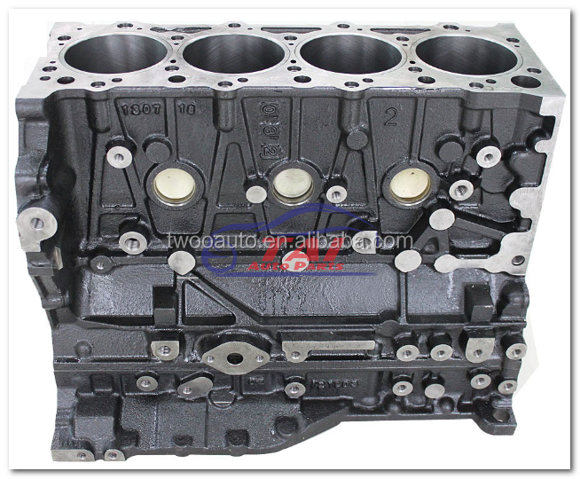 8-98204533-0 8-98204534-0 Cylinder Block FOR ISUZU Factory Price for ISUZU 4HK1 4HF1 4HG1 4HE1 Cylinder block Top Quality