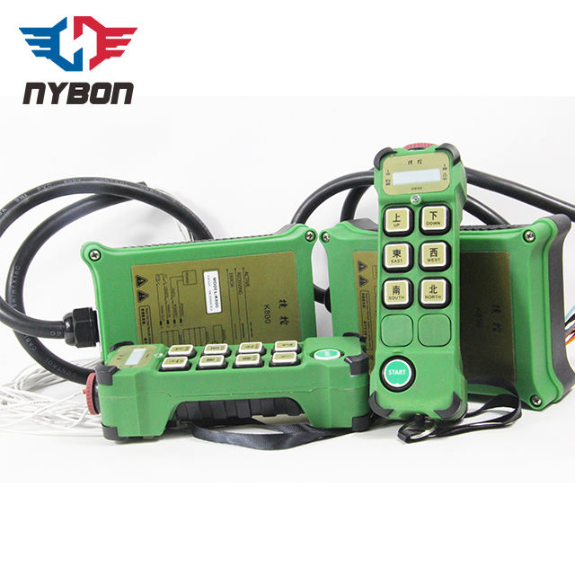 Star products crane remote control for machine shop