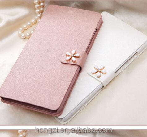 High Quality Mobile Phone Case For Xiaomi Redmi 4X 4 X 4x 5.0 inch PU Leather Flip Stand Case Cover