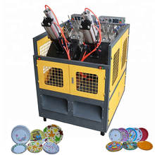 High Quality Ultrasonic Disposable Paper Plate Automatic Machine
