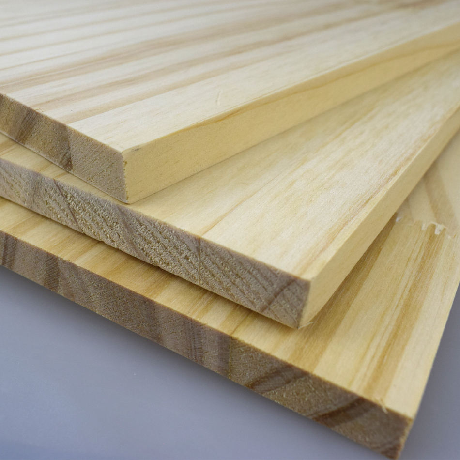 Hot Sale Pine Wood Finger Joint Solid Wood Board