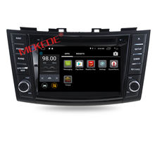 Promotion price android 7.1 in dash car navigation system for suzuki swift Capacitive Touch Screen Car Dvd Player