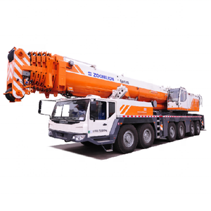 300ton All Terrain Telescopic Crane QAY300