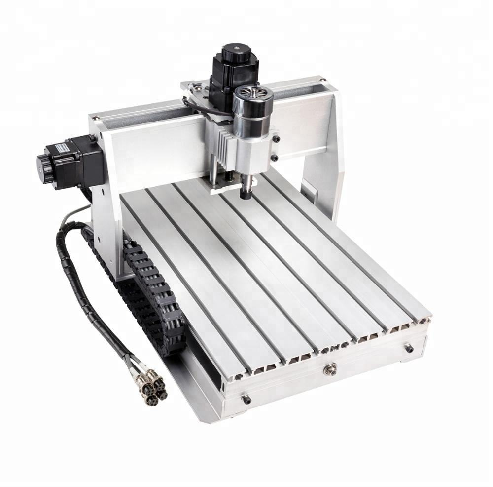 Mach3 USB 600*400mm mini cnc router 6040 for home hobby using