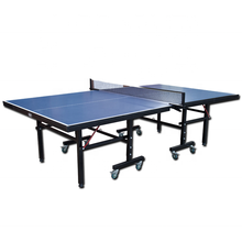 High quality sports folding outdoor blue waterproof wooden table tennis table