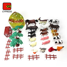 Kids 3d models educational toy farm animals for wholesale