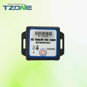 Data Logger Bluetooth Beacon Sensor Suhu dan Kelembaban Modul Bluetooth